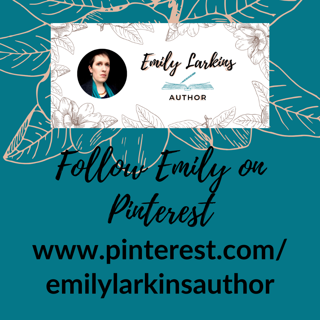 Picture logo image link to Emily Larkins's account on Pinterest