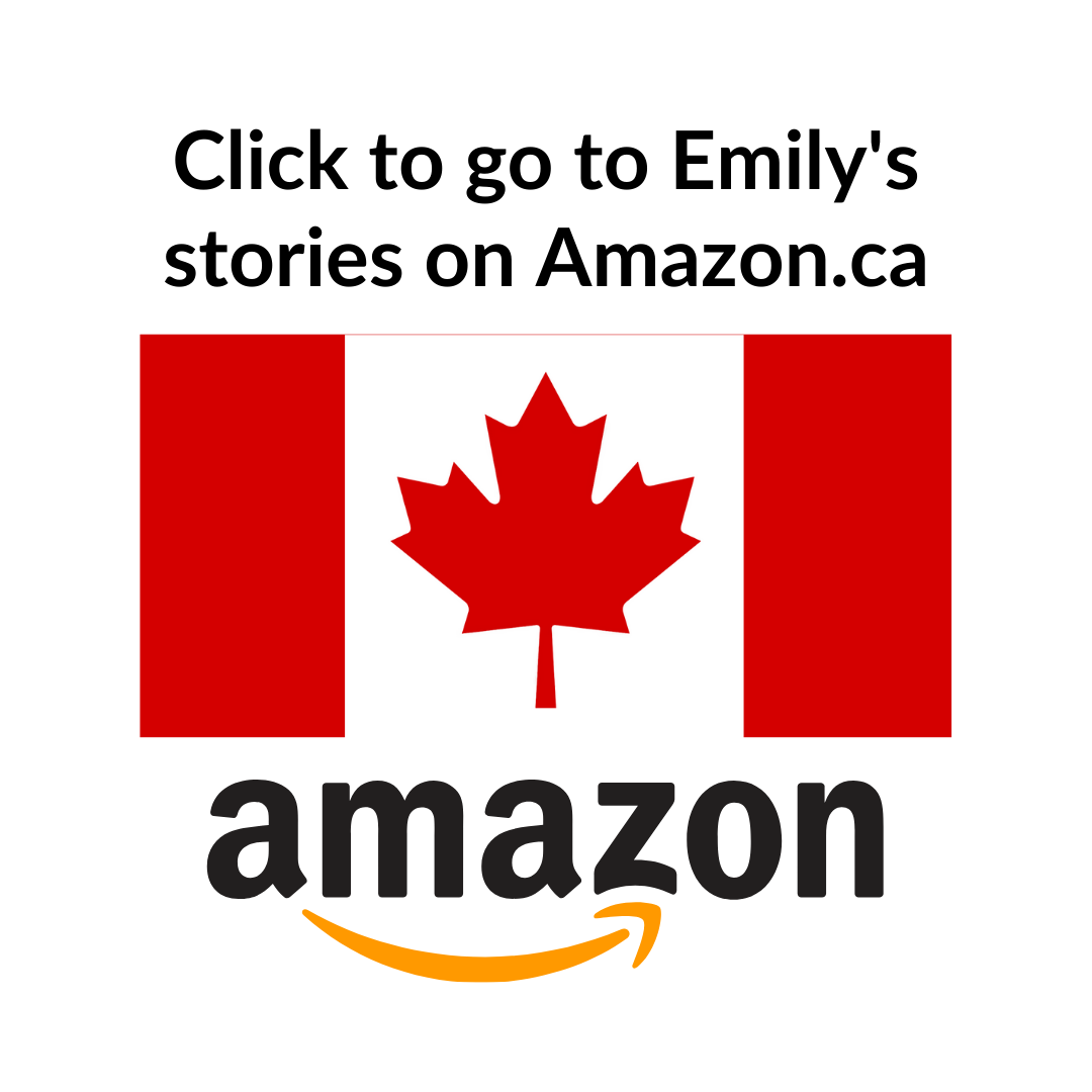 Use this link to go to Amazon.can and search specific titles for Emily Larkins.