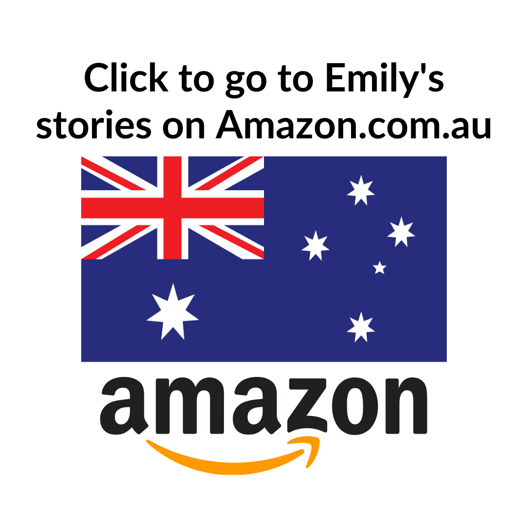Search for specific titles by Emily Larkins using this Amazon.com.au link.