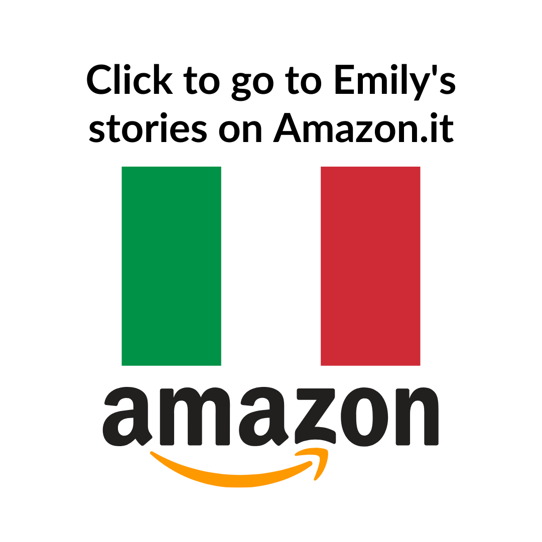 Go straight to Emily Larkins author's books and stories on Amazon.it. Amazon logo and flag.